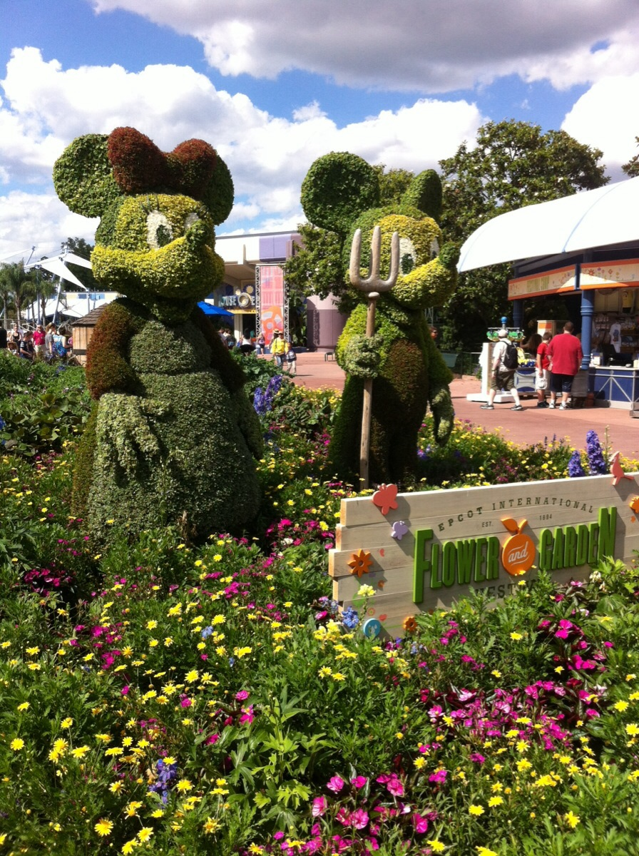 2016 Epcot Flower And Garden Festival Nerd Travel Pro