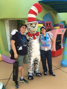 seuss landing cat in the hat
