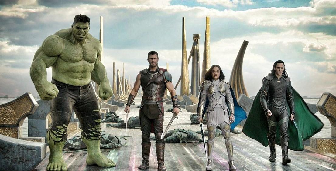 Ragnarok faz US $ 421M com seu segundo final de semana — Thor