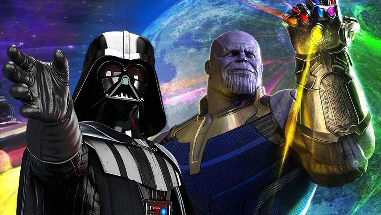 VINGADORES: GUERRA INFINITA | Thanos x Darth Vader, confira a comparação feita pelos irmãos Russo