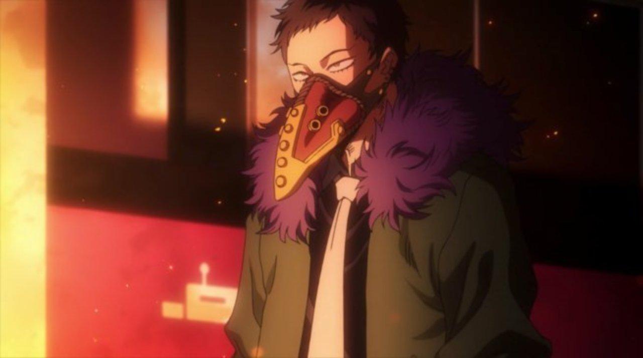 BOKU NO HERO ACADEMIA | Saiba mais sobre o novo vilão do anime (SPOILERS)