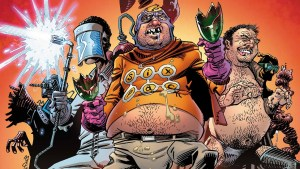 All Star Section Eight: The Heroes We Need