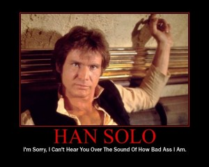 What Should Young Han Solo Be About