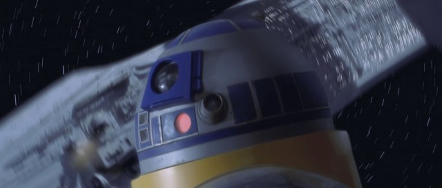 r2 in the naboo starfighter
