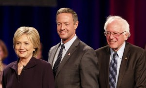 The Democratic debate: The real fight has started