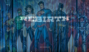 DC's Rebirth To Relaunch All Titles With New #1's… Again…