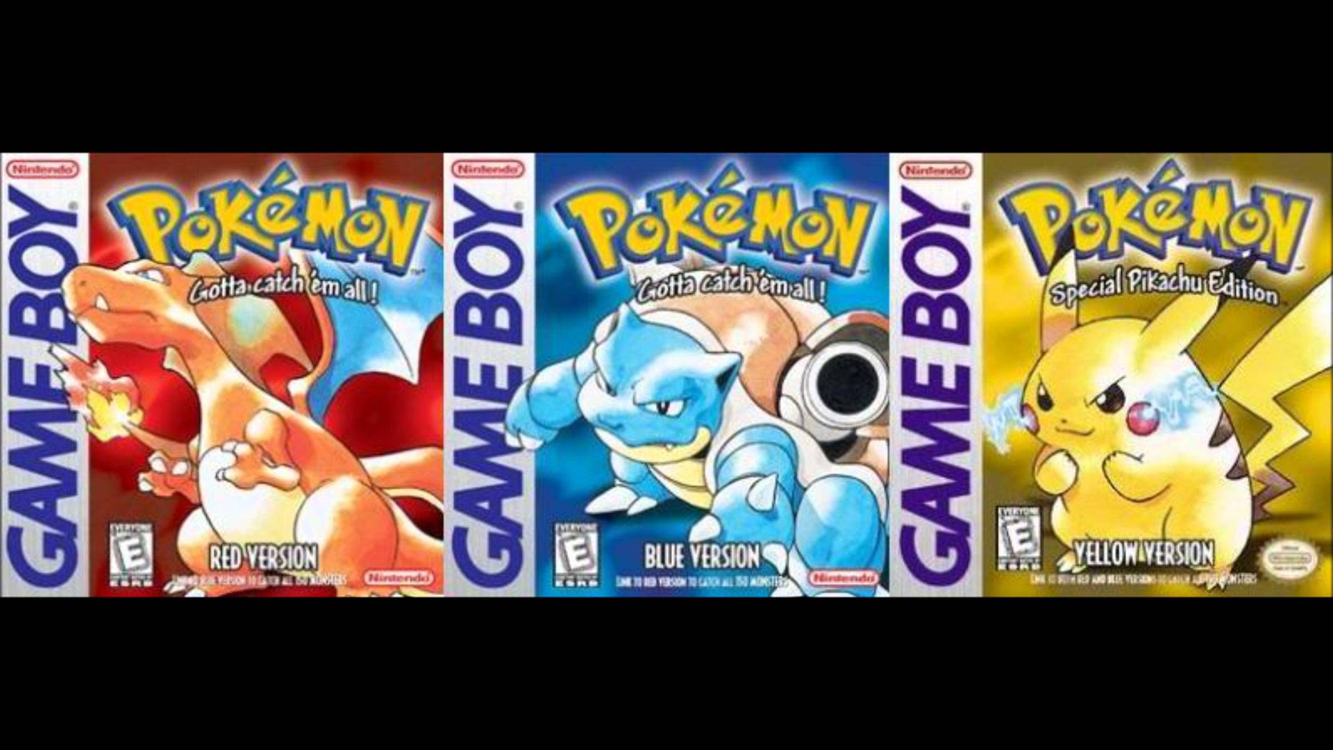 Pokemon Red Blue And Yellow 20 Years Later How Do They Hold Up