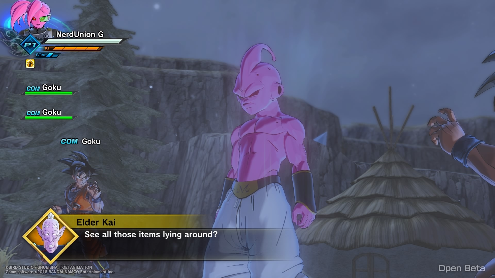 Everything We Learned From The Dragonball Xenoverse 2 Beta  