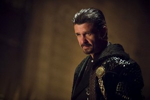 Interview with Matthew Nable (Ra's al Ghul) at GMX