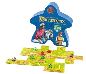 Carcassonne – The Best Board Game Ever?
