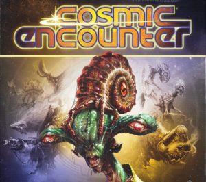 Cosmic Encounter: Choose, Ally, Betray.
