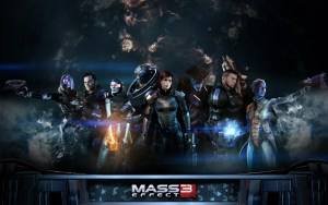 Mass Effect and Our Favorite Aliens