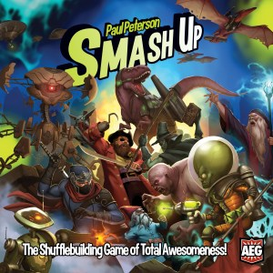 Smash Up – Grab Two Decks and Go!