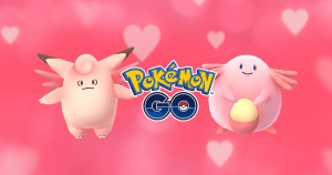 Share The Love With Chansey, Clefable And More In Pokemon GO!