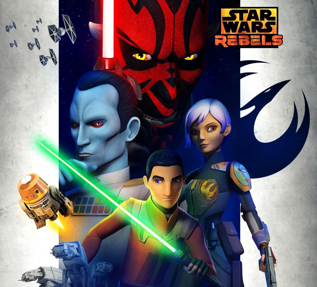 Star Wars Rebels Season 4 News And More