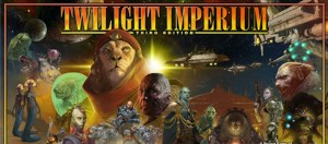 Finally Played Twilight Imperium