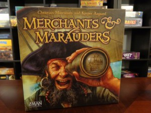 Merchants and Marauders: Yo ho! Yo ho! A Pirate's Life for Me!