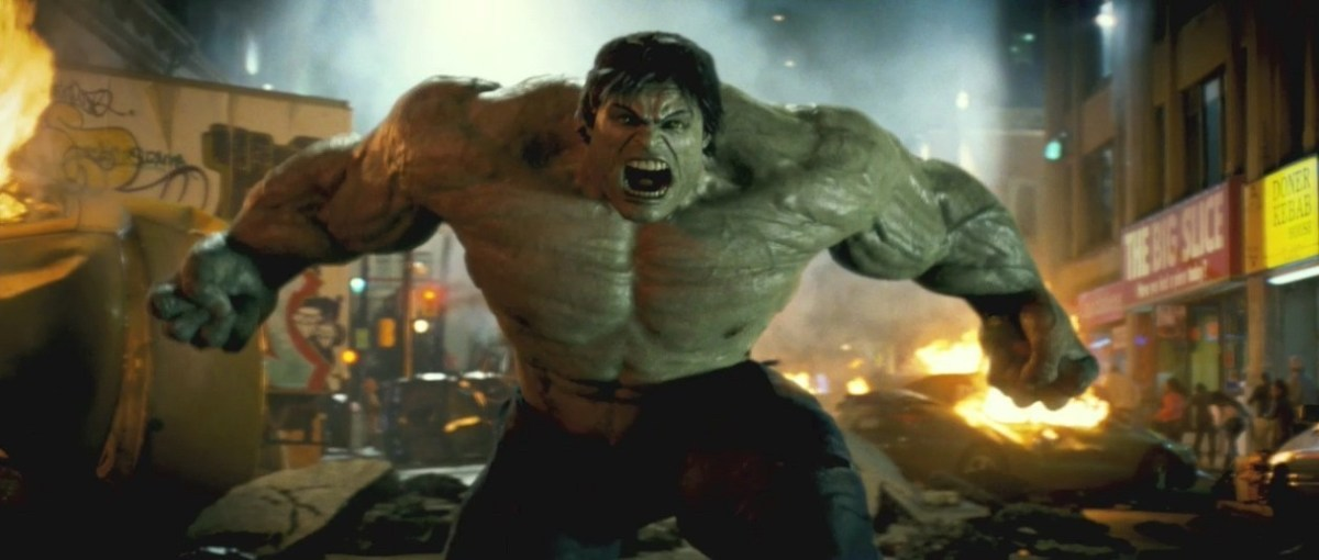 The Incredible Hulk & What The MCU Could Have Been