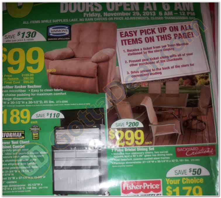 Menards Black Friday Ad 2017