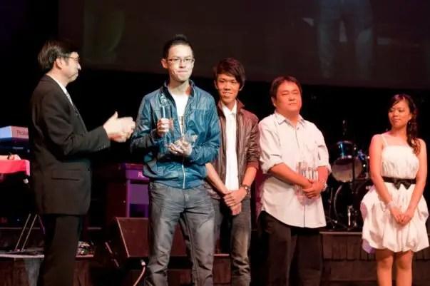 Winning XQRJ12 (Feb 2010)