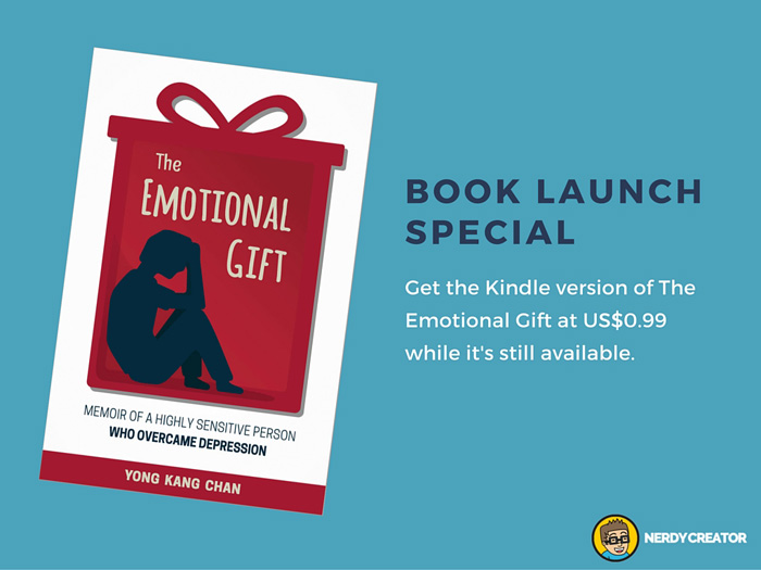 What if Depression Was a Gift? I Share My Experience in My New Book.