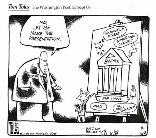 The Fed Prints Money