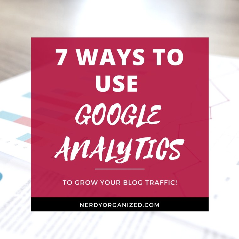 Google Analytics Blog Strategy