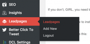 Grow Your Email List with a Welcome Mat - Leadpages Tutorial