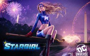 DC Universe divulga primeira imagem oficial de Stargirl