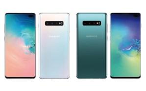 Vazaram as Configurações da linha Galaxy S10