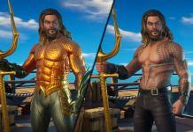 Skins do Aquaman