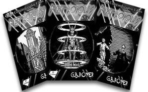 Conheça Metropolis a Graphic Novel baseada em filmes clássicos