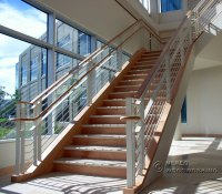 Modern Commercial Staircase   www.pixshark.com - Images ...