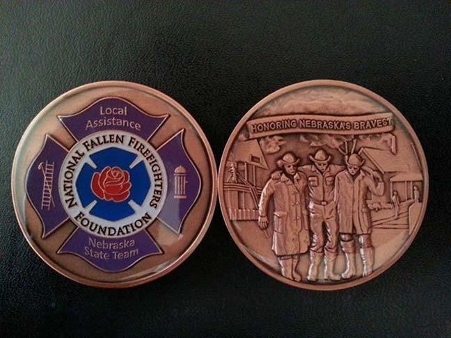 LODD Team Challenge Coin