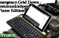Emergency Grid Down Communications Winter Edition