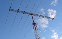HF Log Periodic Antenna LP-1005AA ( 3.0 – 30.0 MHz )