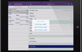 HAM QuickLog – IOS App