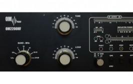 New ! OM Power OM2200HF Amplifier  2.2 Kw