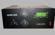 ALPIN 200 – LINEAR AMPLIFIER HF 2KW