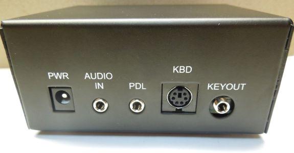 K44 CW Keyer & Reader w/Keyboard I/F by K1EL - Nerfd net - RF News