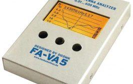 FA-VA5 600MHz Vector Antenna Analyzer Kit