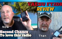 Yaesu FT2DR Ham Radio Review. Is it better the second time around?