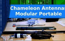Chameleon Antennas Modular Portable Antenna System