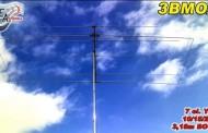 EAntenna 3BMOX 7 el. Yagi 10/15/20m band