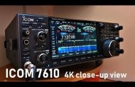 ICOM IC-7610  [4K VIDEO]