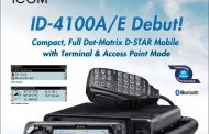 Icom ID-4100A –  50W VHF/UHF Dual Band