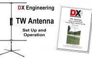 Portable TW Antenna