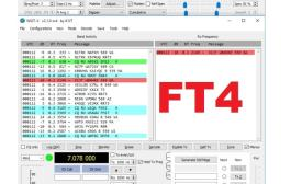 "Major WSJT-X Upgrade Boosts FT4 into ""a Finished Protocol for HF Contesting"""