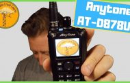 The Best DMR Radio? Anytone AT-D878UV Bluetooth GPS