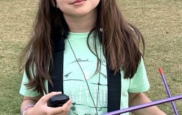 Marissa Robledo, W4AQT, Named 2019 ARRL Alabama Outstanding Youth Ham